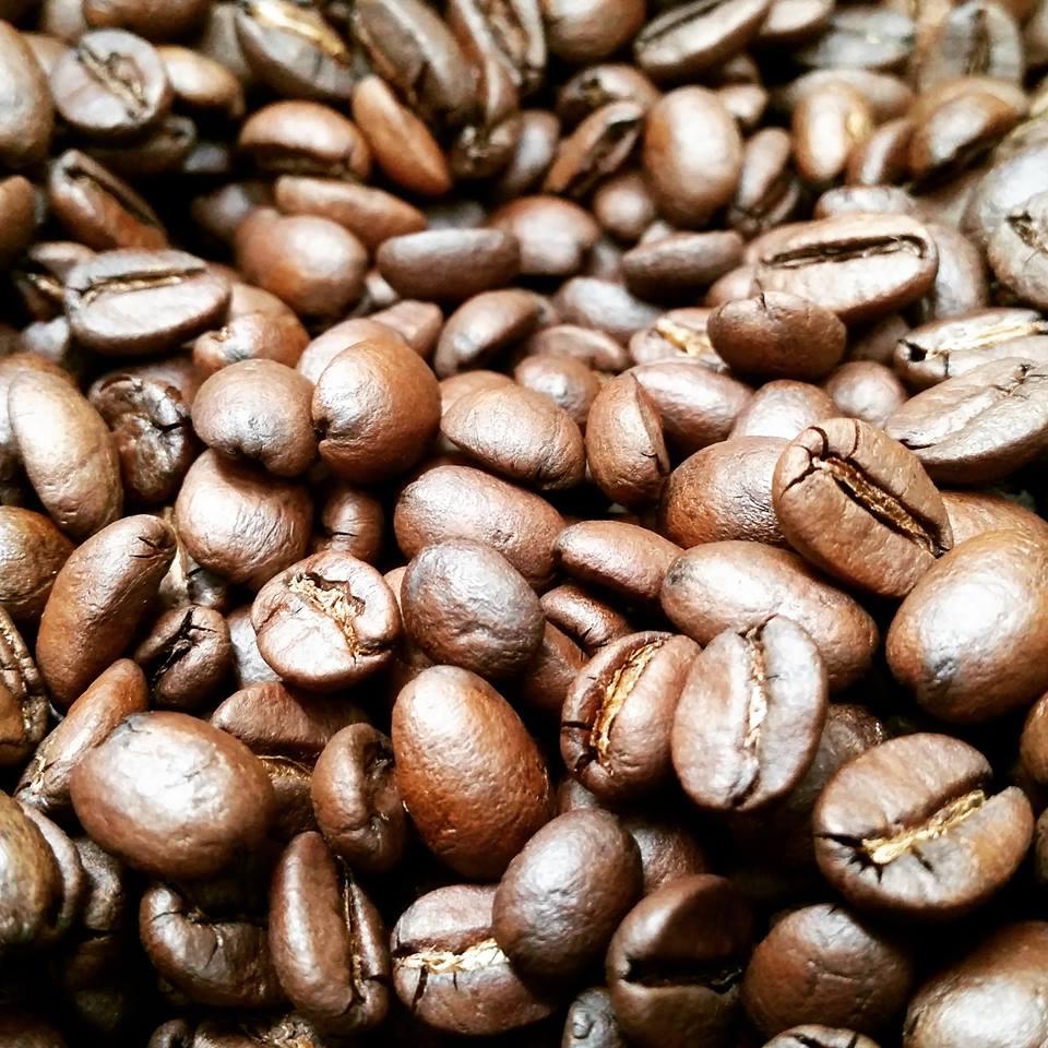 コーヒーの喧伝をはじめます。
